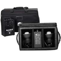 Tenba AC-AT2 Topload Style Air Case for the Profoto Acute2 / 2R 1200 or 2400 pack with Two Flash Hea Product image - 282