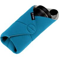 """Tenba Tools 12"""" Protective Wrap for Cameras, Lenses, Hard Drives and Laptops, Blue"""