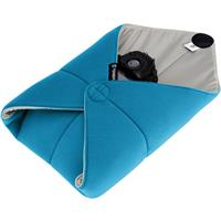"""Tenba Tools 16"""" Protective Wrap for Cameras, Lenses, Hard Drives and Laptops, Blue"""