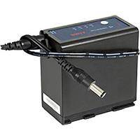 """Image of Teradek NIBL 647 7.2V Replacement Battery with 18"""" Barrel to Barrel Adapter Cable for Sony NP-F970/F770 Battery"""