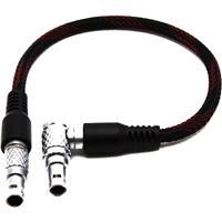 "Image of Teradek OMOD AKS 2-Pin LEMO to 2-Pin LEMO Power Cable, 15"""
