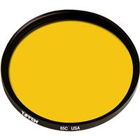 Image of Tiffen 52mm 85C Daylight to Tungsten Conversion Glass Filter.