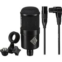 Image of Telefunken M82 Large Diaphragm Cardioid Dynamic Microphone, 25Hz-18kHz Frequency Range, <300Ohms Output Impedance