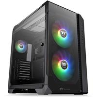 Image of Thermaltake View 51 Tempered Glass ARGB Edition Full-Tower Chassis, Black