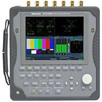 Image of Tektronix HDMI Input Support and One SFP HDMI Module Internal Option for WFM2200A Waveform Monitor (Pre-Installed)