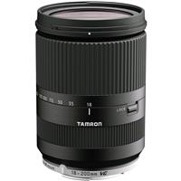 Image of Tamron 18-200mm f/3.5-6.3 Di III VC Lens for Canon EF-M Mount - Black