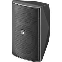 Image of TOA Electronics 15W Outdoor Speaker, 85Hz-20KHz Frequency Response, 10kOhms Rated Impedance, 87dB Sensitivity, Single, Black