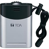 TOA Electronics IR-300M Infrared Wireless Handheld Microphone for IR Wireless Series, 100Hz -12 kHz Frequency Response
