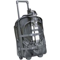 Tamrac #698 Big Wheel Rolling Backpack LP8 - Black Product image - 13