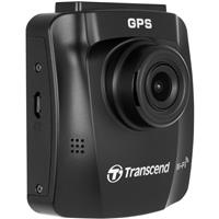 Transcend DrivePro 230 Full HD Wi-Fi GPS Car Video Recorder Dashcam with Suction Mount & 16GB microSD Memory Card
