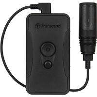 Image of Transcend DrivePro Body 60 Full HD Wi-Fi Body Camera with Adhesive Mount & 64GB Internal Memory
