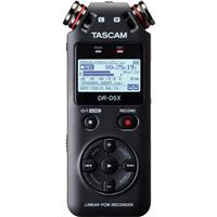 Image of Tascam DR-05X Stereo Handheld Digital-Audio Recorder with USB Audio Interface