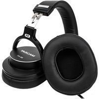 Tascam TH-06 Closed-Back Circumaural Bass XL Monitoring Headphones