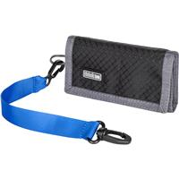 Think Tank Pixel Pocket Rocket Memory Card Wallet with Security Leash for 10 CF or XQD Memory Cards, Black