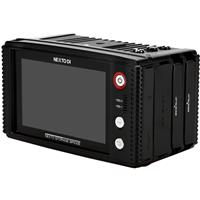 TV Logic NSB-25 Modular Memory Card Backup System with 4K Video Software Upgrade Pack and 2x Bridge Pellet