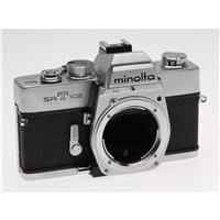 Image of Minolta Minolta SRT-102 35mm SLR Camera Body, Chrome