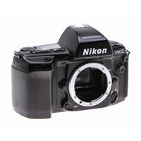 Image of Nikon Nikon Nikon F90-X Black Auto Focus Camera Body