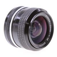 Image of Nikon Nikon Nikkor-N 24mm f/2.8 Manual Focus Lens *52