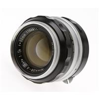 Image of Nikon Nikon Nikkor 50mm f1.4 Manual Focus Non-AI Lens