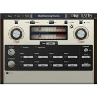 u-He Software Satin Magnetic Tape Emulation Software Plug-In, Electronic Download