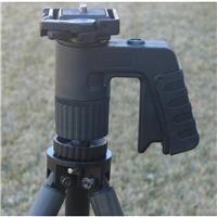 Ultrec Pistol Grip Ball Head Mount for Spotting Scopes & Cameras, Small, 15.4lbs (6.98kg) Load Capacity