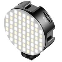 Image of Ulanzi VL69 Bi-Color Mini Video Light with Diffuser and 6x Color Gels