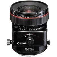 Image of Canon Canon TS-E 24mm f/3.5L Manual Focus Tilt/Shift Perspective Control Lens