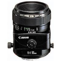 Image of Canon Canon TS-E 90mm f/2.8 Tilt & Shift Manual Focus Telephoto Lens.