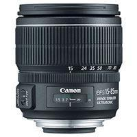 Image of Canon Canon EF-S 15-85mm f/3.5-5.6 USM IS Image Stabilized Autofocus Zoom Lens for EOS.