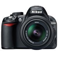 Image of Nikon Nikon D3100 14.2 Megapixel Digital SLR Camera Body, Black