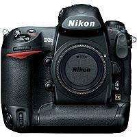 Image of Nikon Nikon D3S 12.1 Megapixel Full Frame Digital SLR Camera Body