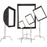 """Image of Chimera Chimera Video Pro Plus 1 Light Bank, Small 24x32"""" for Hot Lights."""