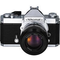 Image of Nikon NIkon Nikkormat FT-2 SLR Body, Chrome