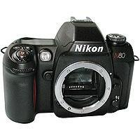 Image of Nikon Nikon N80 SLR Auto Focus Camera Body