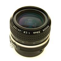 Compare Prices Of  Nikon Nikon 28mm F/2.8 AI Lens *52