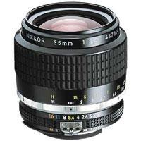 Image of Nikon Nikon 35mm F/1.4 Nikkor AIS Wide Angle Manual Focus Lens
