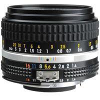 Image of Nikon Nikon 50mm f/1.4 NIKKOR Ai-S Manual Focus Lens