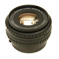 Nikon Nikon 50mm F/1.8 AI-S E Series Lens