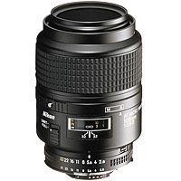 Image of Nikon Nikon 105 f/2.8 AF-D Micro auto Focus Lens