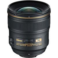Compare Prices Of  Nikon Nikon 24mm f/1.4G AF-S ED Lens