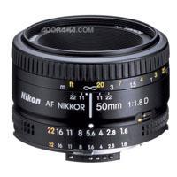 Image of Nikon Nikon 50mm f/1.8G AF-S Autofocus Lens