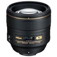 Image of Nikon Nikon 85mm f/1.4G IF AF-S Autofocus Lens