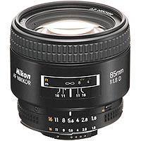 Image of Nikon Nikon 85mm f/1.8D AF Telephoto Nikkor Lens