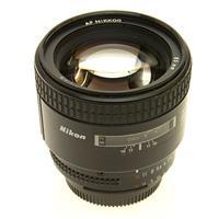 Image of Nikon Nikon 85mm f/1.8 Auto Focus Lens Portrait Lens 62mm