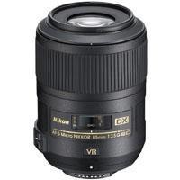 Image of Nikon Nikon 85mm f/3.5G AF-S DX Micro ED (VR-II) Macro Lens