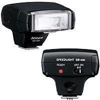Image of Nikon Nikon SB-400 TTL AF Shoe Mount Speedlight