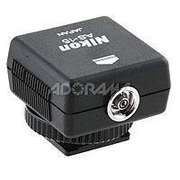 Image of Nikon Nikon AS-15 Non-Dedicated PC Sync Terminal Adapter.