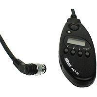 Image of Nikon Nikon MC-20, Remote Cord with Timer for Long Timed Exposures, for use with the F5, F100, N90S, D1 and D1x.