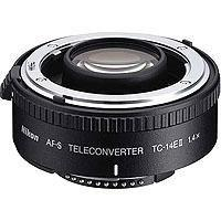 Image of Nikon Nikon TC-14E II 1.4x Teleconverter for AFS & AF-I Lenses