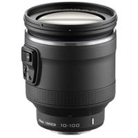 Image of Nikon Nikon 1 Nikkor 10-100mm f/4.5-5.6 PD-ZOOM VR Lens for Mirrorless Camera System Black